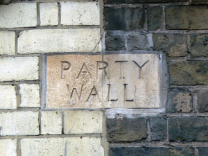 Providing party wall and party wall act service taylor for Party wall act 1996